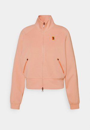 HERITAGE  - Trainingsjacke - arctic orange/black