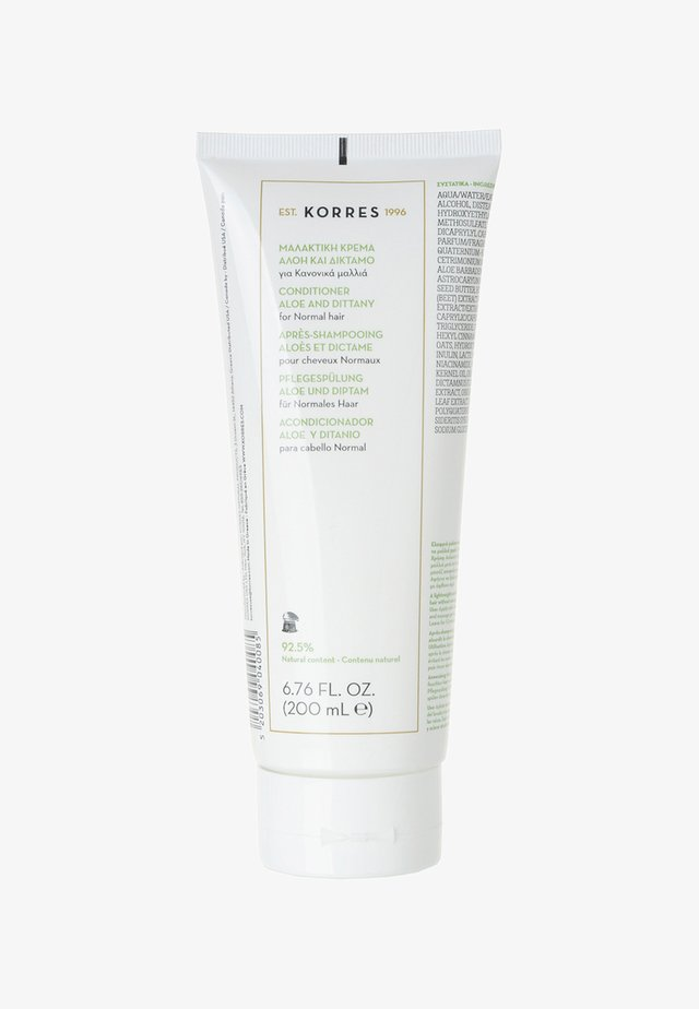 ALOE & DITTANY CONDITIONER - Balsam - -