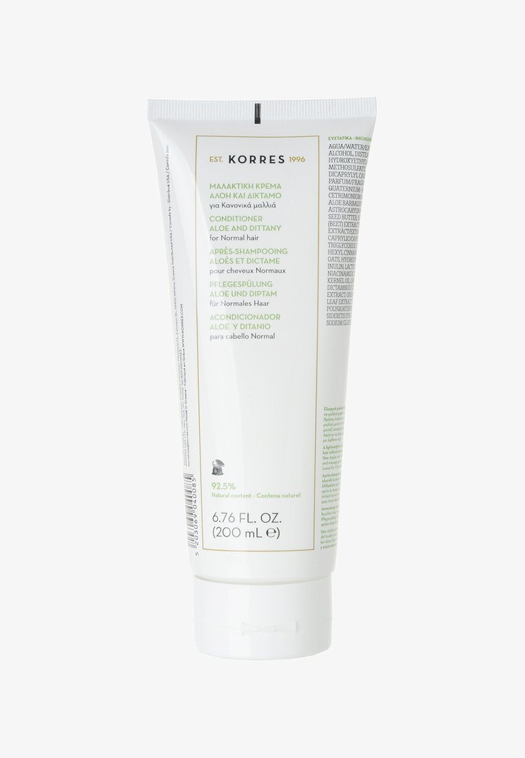 Korres - ALOE & DITTANY CONDITIONER - Conditioner - -