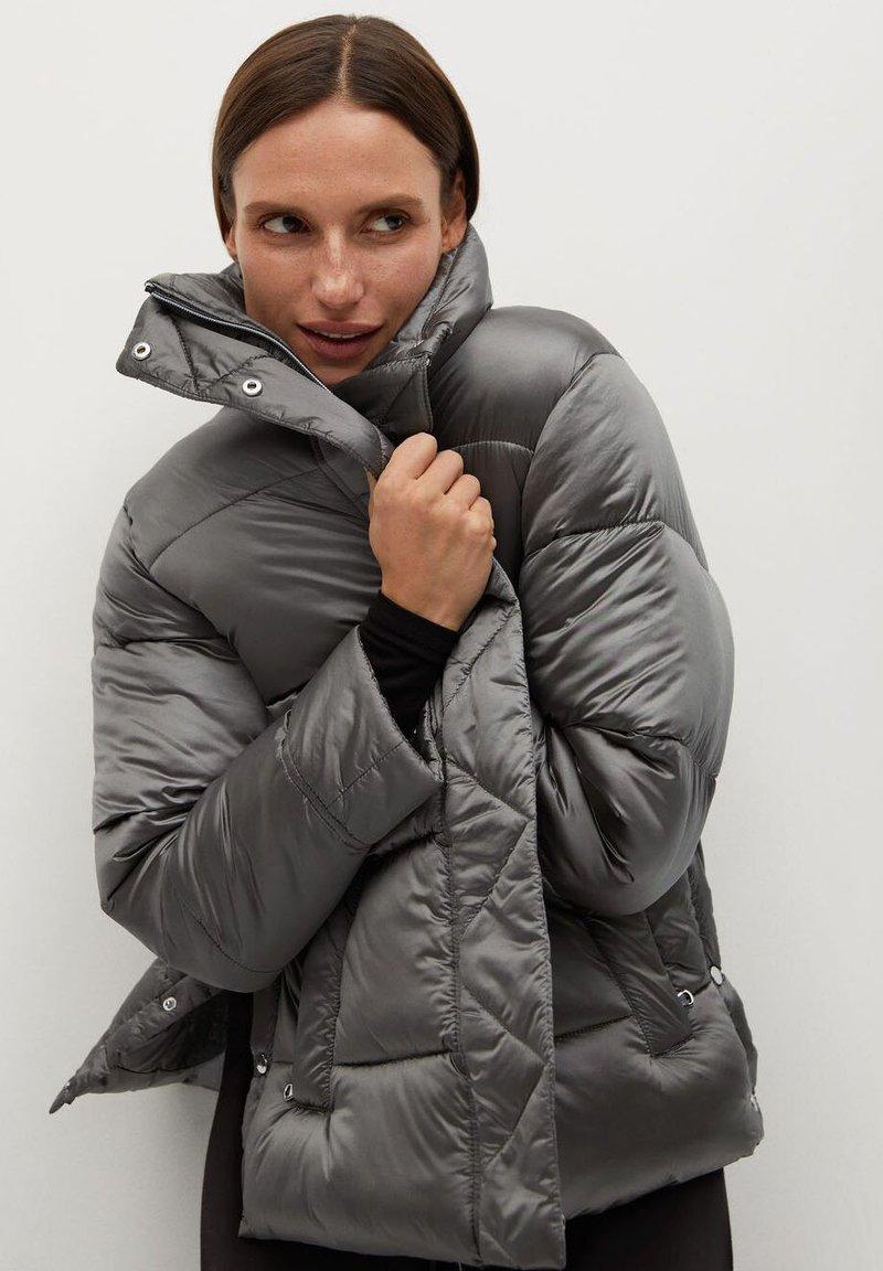 Mango - OPERA - Winter jacket - marron moyen