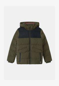 s.Oliver - Zimní bunda - khaki/oliv - 0