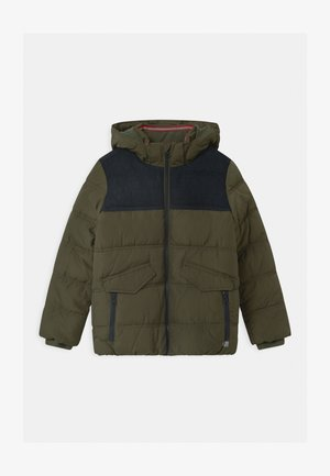 Winter jacket - khaki/oliv