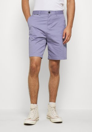 CLASSIC CHINO  - Shorts - azul mediterraneo