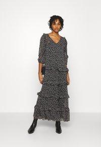 JDY - JDYPENELOPE DRESS - Maxi dress - black/grey - 1