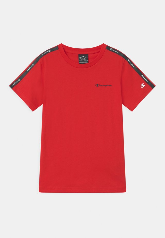 AMERICAN CREWNECK UNISEX - T-shirt con stampa - red