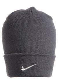 Nike Sportswear - BEANIE - Mössa - dark grey/metallic silver - 3