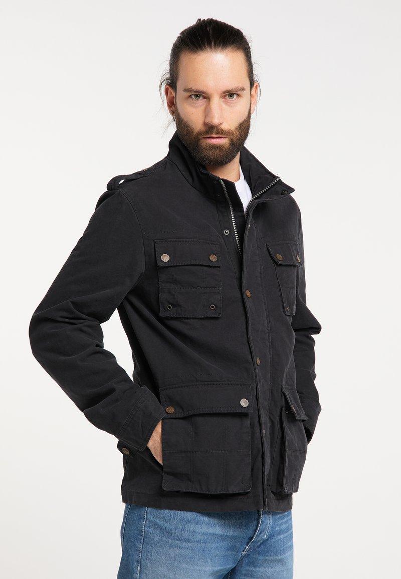 DreiMaster - Summer jacket - black