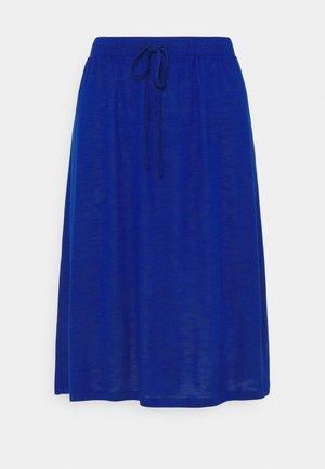 VINOEL SKIRT - A-Linien-Rock - mazarine blue