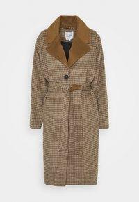 mbyM - JANASHIA - Classic coat - light brown - 4