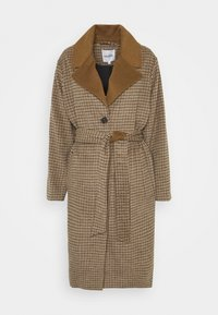 JANASHIA - Classic coat - light brown