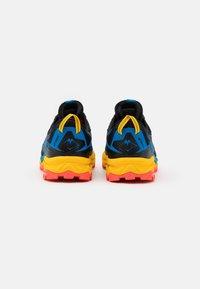 ASICS - GEL-FUJITRABUCO  - Trail running shoes - blau/orange - 2
