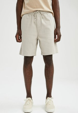 Pantalones deportivos - beige