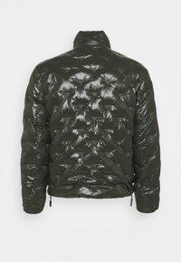 Emporio Armani - Down jacket - dark green - 1
