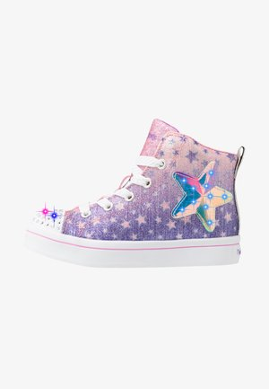 LITES - High-top trainers - light pink