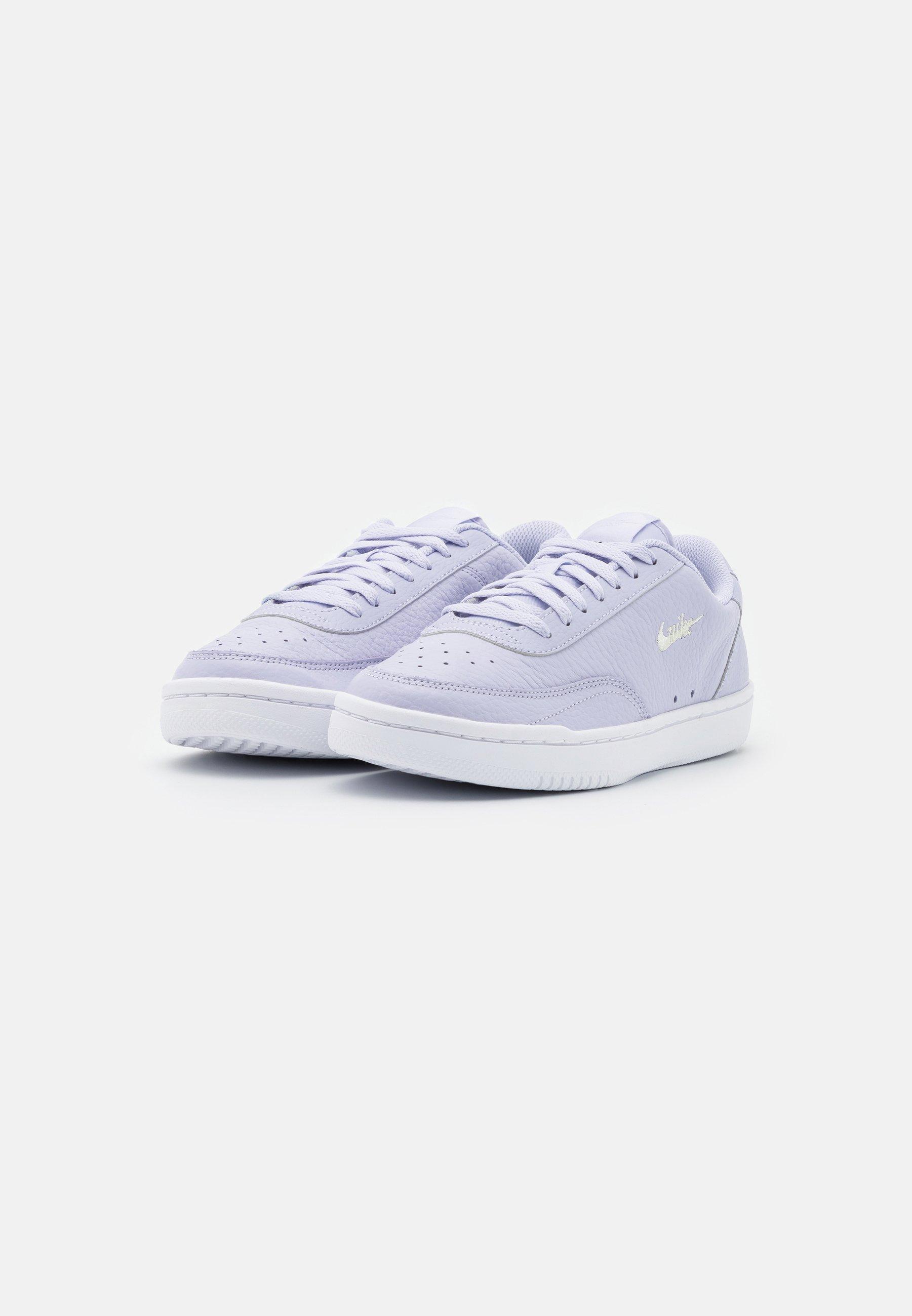 Nike Sportswear COURT VINTAGE PRM Sneaker low ghost/sail/fossil/white/flieder