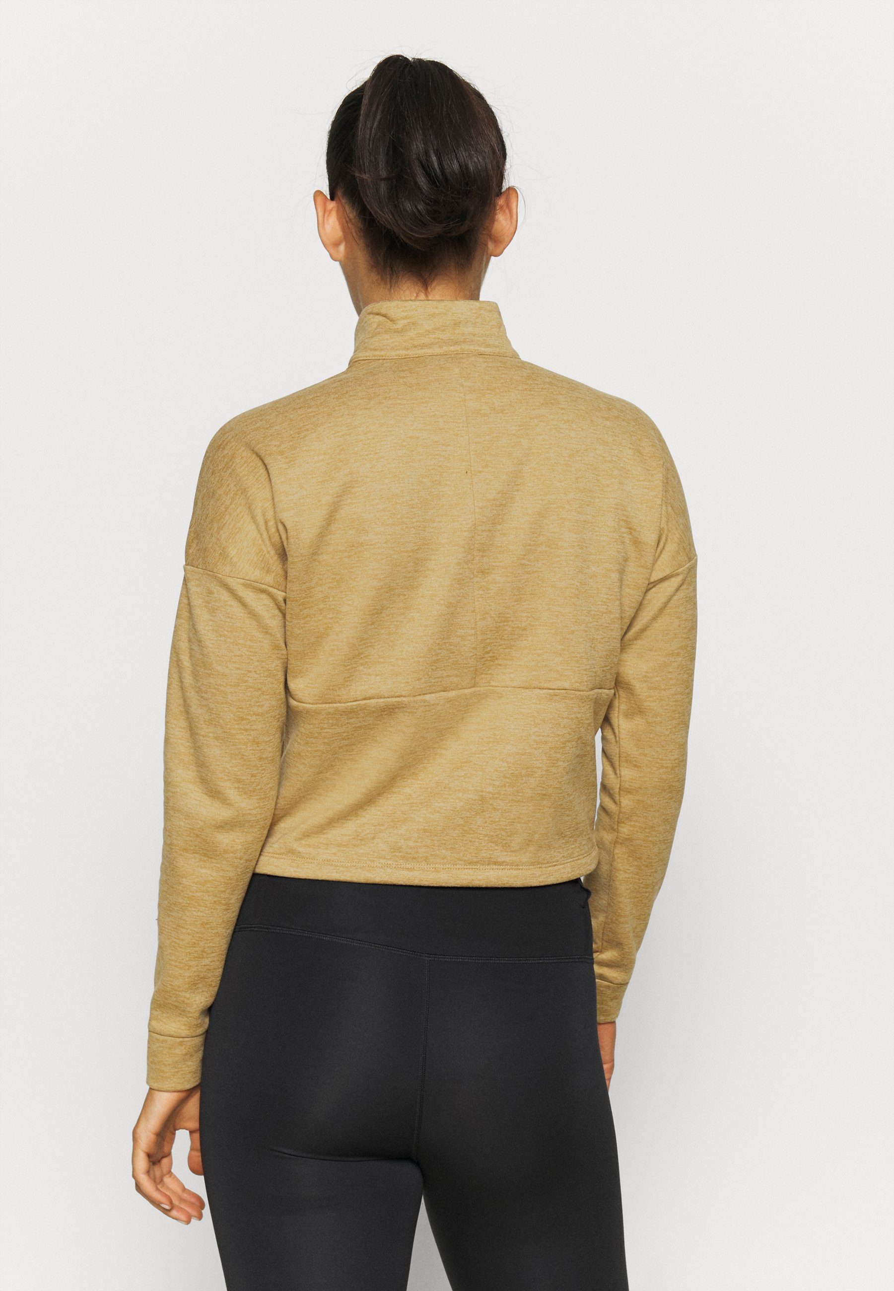 The North Face ACTIVE TRAIL ZIP - Sweatshirt - moabkhakilgtht Y5ENh