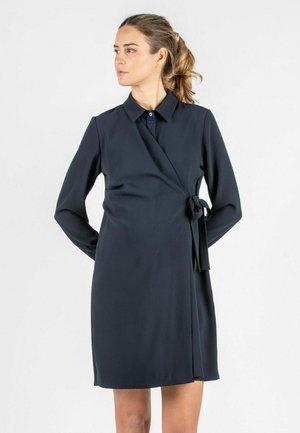 VIOLA - Shirt dress - 130 - blue