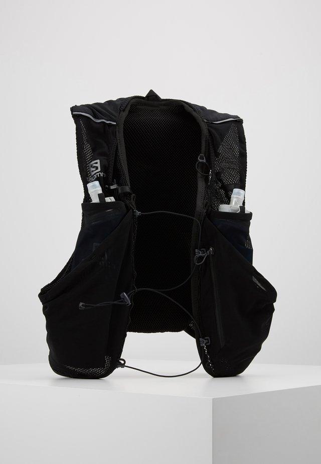 ADV SKIN  - Plecak z bukłakiem - black