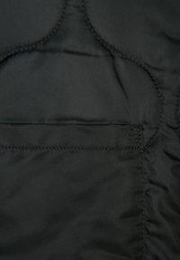 Alpha Industries - HOODED CUSTOM - Light jacket - black/reflective - 5