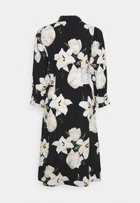 Object - OBJCASANDRA MIDI DRESS - Day dress - black - 7