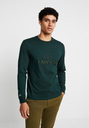 Långärmad tröja - sinople