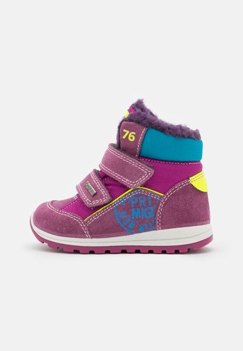 Winter boots - gelso/magenta