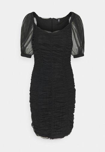 ONLDANCE PUFF DRESS  - Sukienka koktajlowa - black