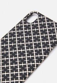 By Malene Birger - IPHONE XR - Phone case - black - 3