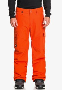 Quiksilver - PORTER - Snow pants - pureed pumpkin - 0