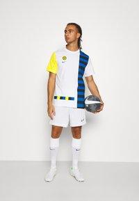 Nike Performance - INTER MAILAND TEE IGNITE SALONE - Club wear - white - 1