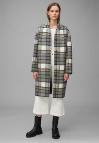 Marc O'Polo DENIM - Classic coat - multi/black - 1