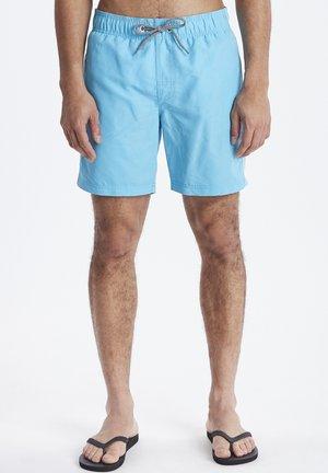 BLEND SWIMWEAR - Swimming shorts - cyan blue