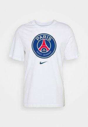 PARIS SAINT-GERMAIN EVERGREEN - Klubové oblečení - white