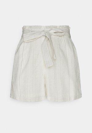 VMDICTHE TIE EXP GA - Shorts - birch/hilda