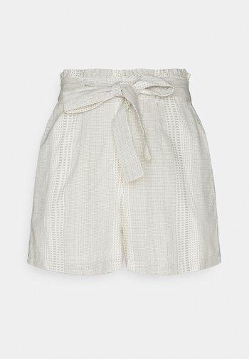 VMDICTHE TIE - Shorts - birch/hilda