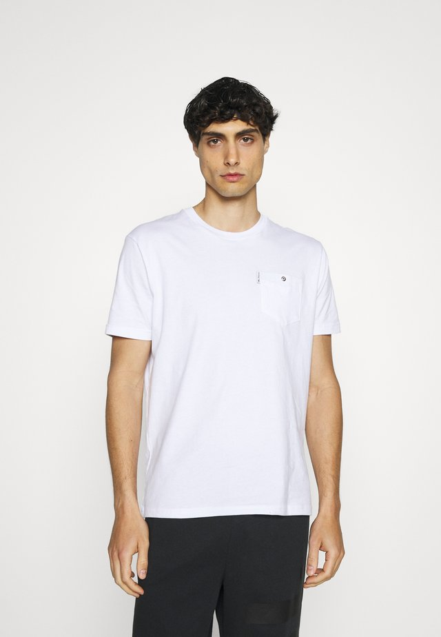 SIGNATURE TEE - T-shirt basic - white