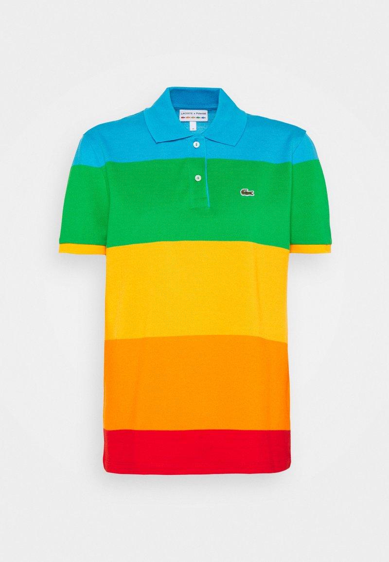 Lacoste - POLAROID - Poloshirt - multi-coloured