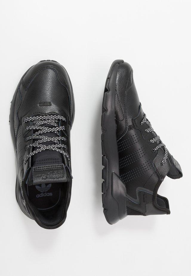NITE JOGGER  - Sneakersy niskie - core black