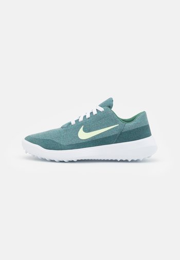 VICTORY G LITE - Zapatos de golf - green stone/barely volt/white