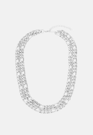 FIGARO LAYERING NECKLACE UNISEX - Ketting - silver-coloured