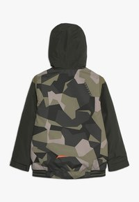 Burton - GAME DAY  - Kurtka snowboardowa - dark green - 1