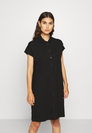 ODELLI - Shirt dress - black