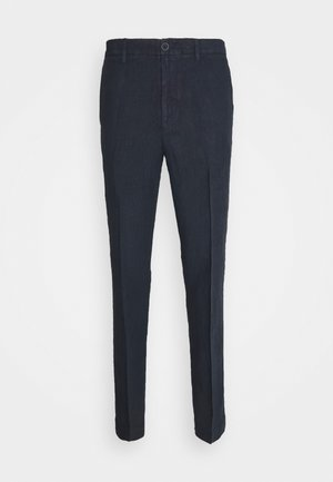 TROUSERS - Stoffhose - blue navy
