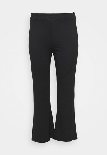 Flared PUNTO trousers