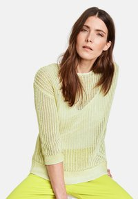 Gerry Weber - Maglione - lime - 1