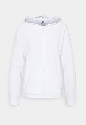COMET LIGHT HOODIE  - Giacca outdoor - white