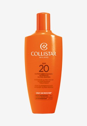 INTENSIVE ULTRA-RAPID SUPERTANNING TREATMENT SPF 20 - Protection solaire - -