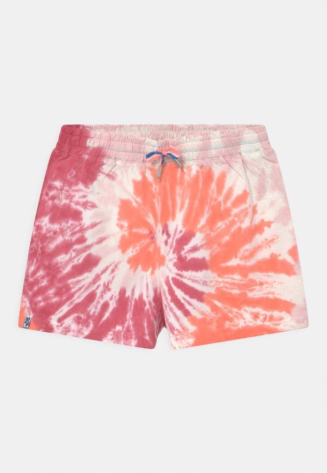 BATIK  - Shorts - indian red