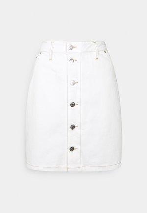 SHORT SKIRT - Minihame - white