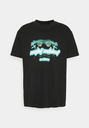 UNISEX AWAKENING - Print T-shirt - black